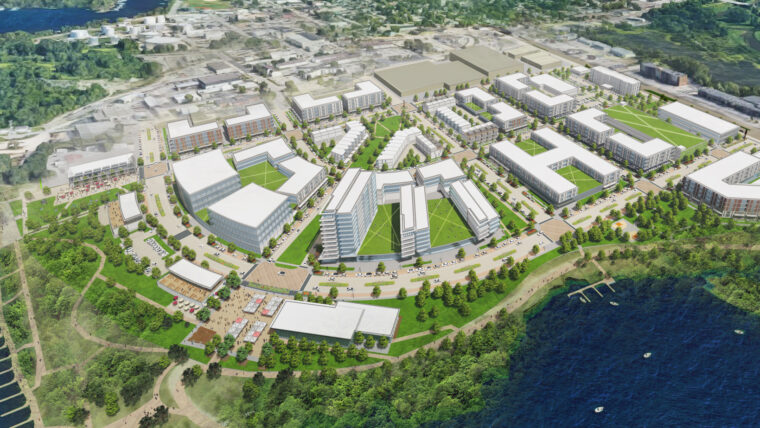 Riverpoint District